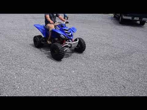 ONLINE AUCTION 9/19/17 featuring Yamaha 660R ATV