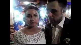 Видео отзывы со свадьбы 2015. Тамада на свадьбу Москва