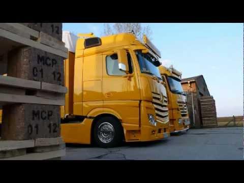 Axel Ulrich GmbH ACTROS MP4