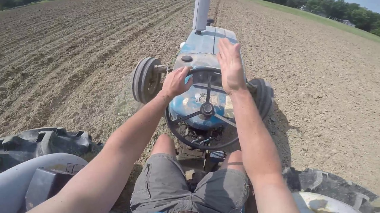 Planting Field Corn Ih 800 Planter Youtube