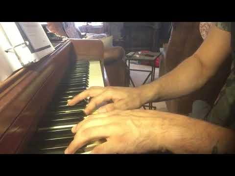 god,our source and life ,unite us. Trevor Thomson. Piano