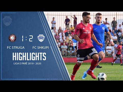FC Struga Vs FC Shkupi 1-2 (1-2)