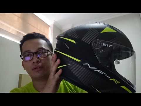 REVIEW: Helm KYT NF-R