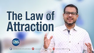 The Law of attraction Malayalam Motivation Speech by CA Salam