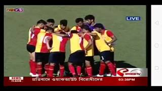Mohun Bagan Vs East Bengal —  IFA shield final 2018