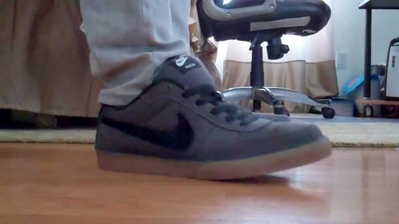 199f34d806c024 Nike Mavrk 6.0 Midnight Fog on Feet - YouTube