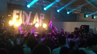 "FIDLAR - ""Punks"" LIVE 9/04/2015 @The Well - Los Angeles, CA"