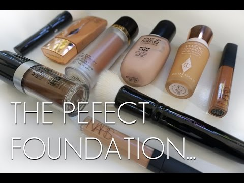 HOW TO CREATE THE PERFECT FOUNDATION! - FULL DEWY COVERAGE