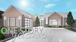 ROBLOX | Bloxburg: One Story Getaway 55k