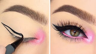 16 Best Eyes Makeup Tutorials and Ideas for Your Eye Shape & Eyeliner Tips | Compilation Plus