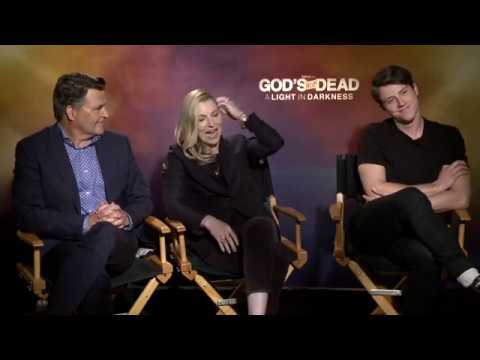 GODS NOT DEAD TED MCGINLEY TATUM ONEAL SHANE HARPER