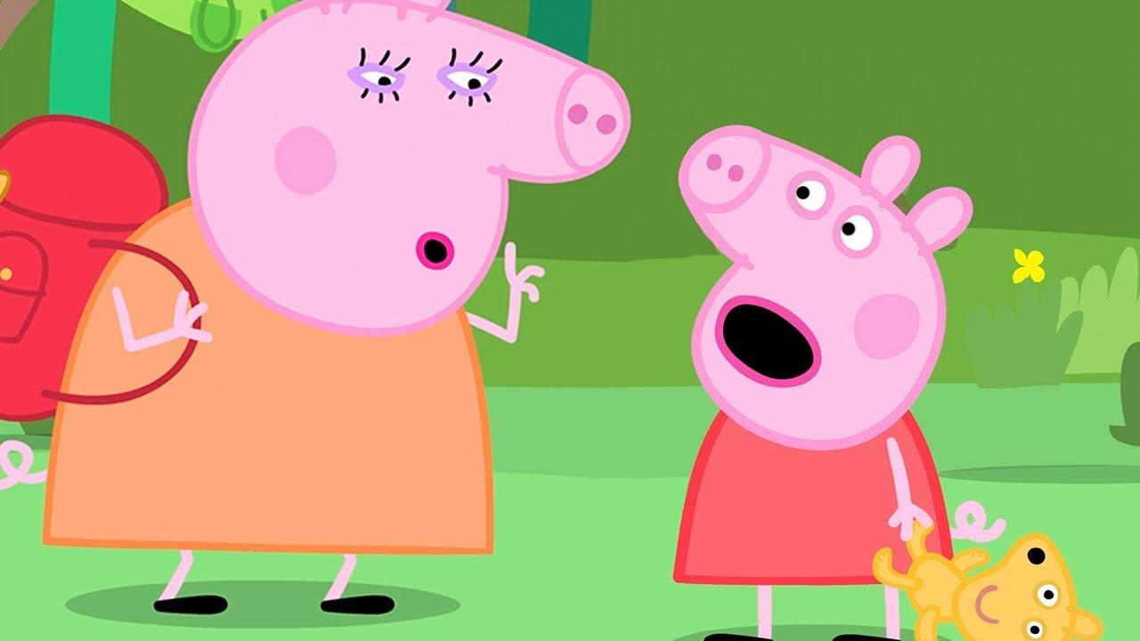 Peppa Pig En Espanol Episodios Completos Familia De Peppa