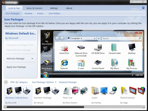 Icon Packager Hack Serial key