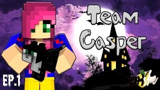UHShe Series 2! | Halloween Special! | Team Casper! | Ep.1 | Amy Lee33