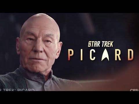 Star Trek PICARD - NEW Teaser