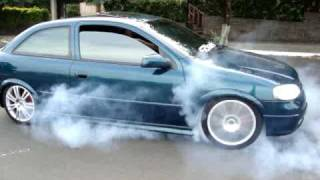 Astra Burn out