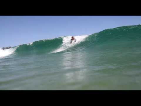BODY SURFING BONDI BEACH AUSTRALIA ALTERNATE