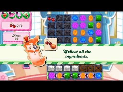 Candy Crush Saga Level 2903 NO BOOSTERS