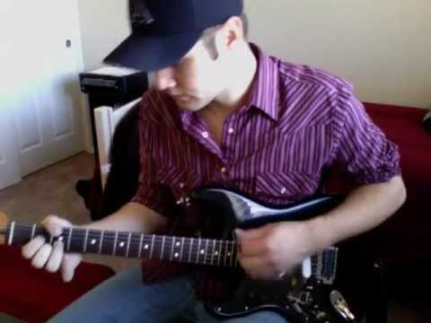 Brand New Man - Rhythm Guitar