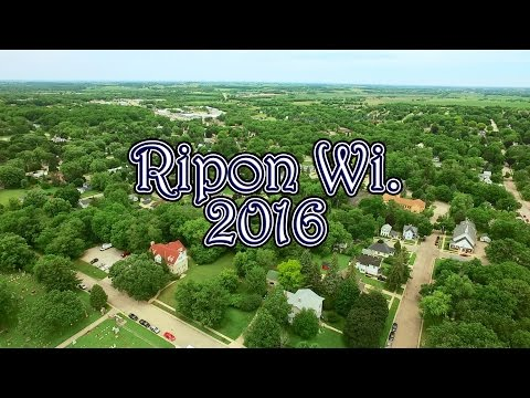 My home town of Ripon Wi.