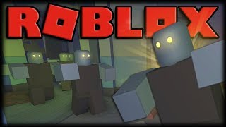 O NOVO JOGO DE ZUMBIS DO ROBLOX ESTILO COD - ROBLOX Project Lazarus