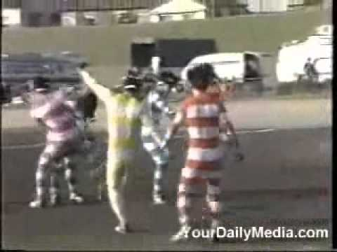 Japanese Binocular Football - The Vapors - Turning Japanese LOL