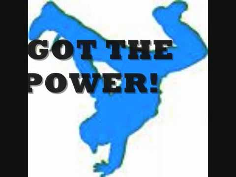 I GOT THE POWER LYRICS- SNAP