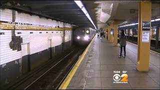 Woman Viciously Attacked By Group Of Teens On The Subway