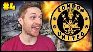 LONDON UNITED! #4 - Fifa 15 Ultimate Team