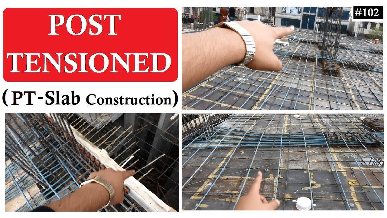 Prestressed Concrete it's (Methods, Application and Advantages)