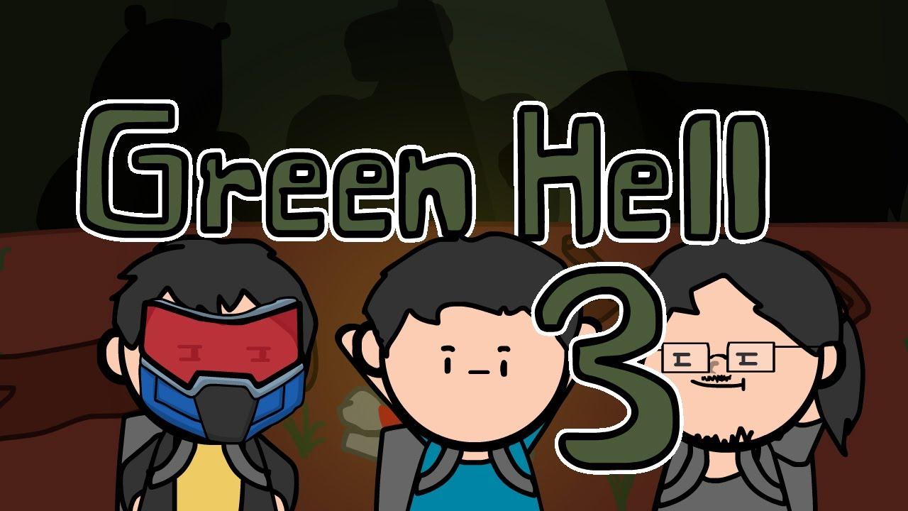 Green Hell #3 สามเกรียนนักล่า ในนรกสีเขียว SkizzTV Fan Animation