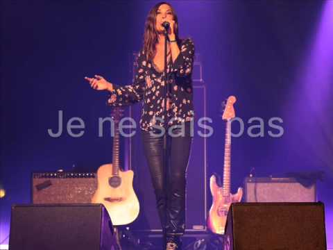 Zazie - Je ne sais pas (Paroles)