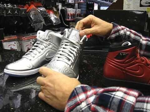 timeless design c145f 0eafb Nike Air Jordan 1 Anodized Foamposite   Air Jordan Fusion 4 Premier ...