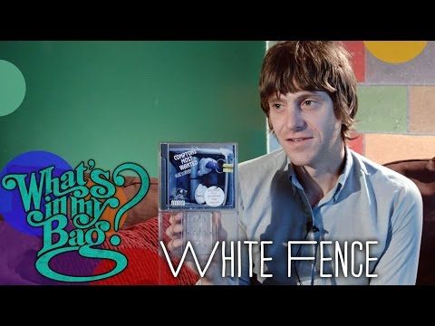 White Fence - What's In My Bag?