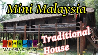 The Traditional Malay House