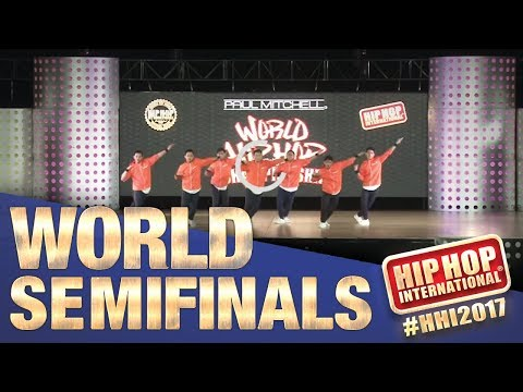 The Alliance - Philippines (Adult Division) at HHI2017 Semifinals