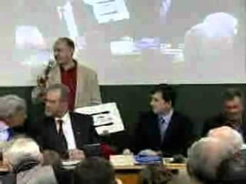 20070430 Űrhajós találkozó a Puskásban (Simonyi Károly látogatása)