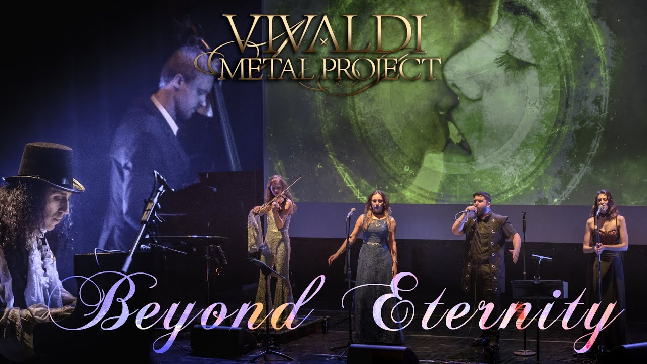 Vivaldi Metal Project - BEYOND ETERNITY (E lucevan le stelle) - Live in Kitee 2018 [Official Video]