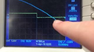 Zero Crossing Detector Circuit using Full Bridge Rectifier and Time Lag