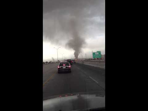 Tornado El Paso Tx 05/10/13