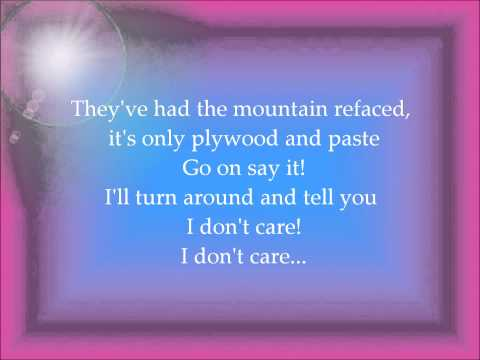 Disneyland Piano Accompaniment Karaoke / Instrumental Smile (Jodi Benson)