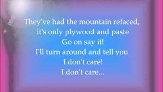 Disneyland Piano Accompaniment Karaoke / Instrumental Smile (Jodi Benson)