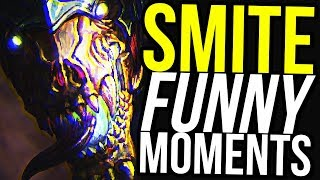 20 KILLS CERBERUS DAMAGE BUILD OP! - SMITE FUNNY MOMENTS