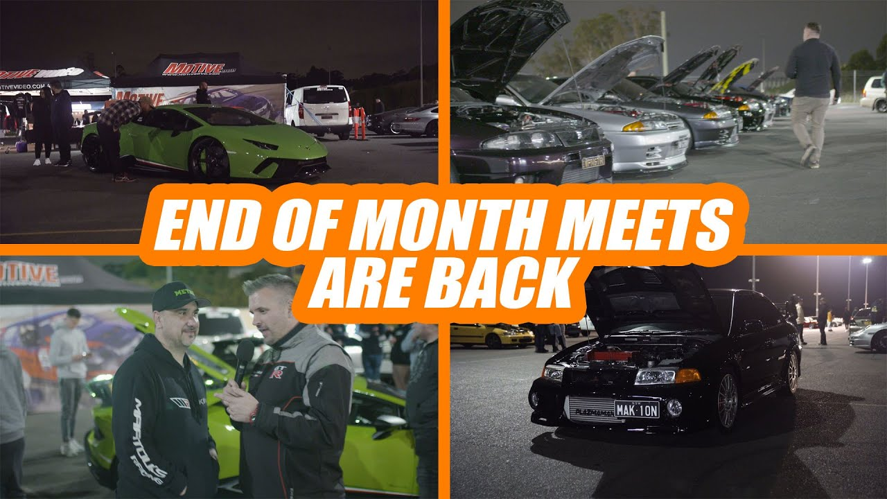 Motive End of Month Meet July 2020 - Sydney Dragway