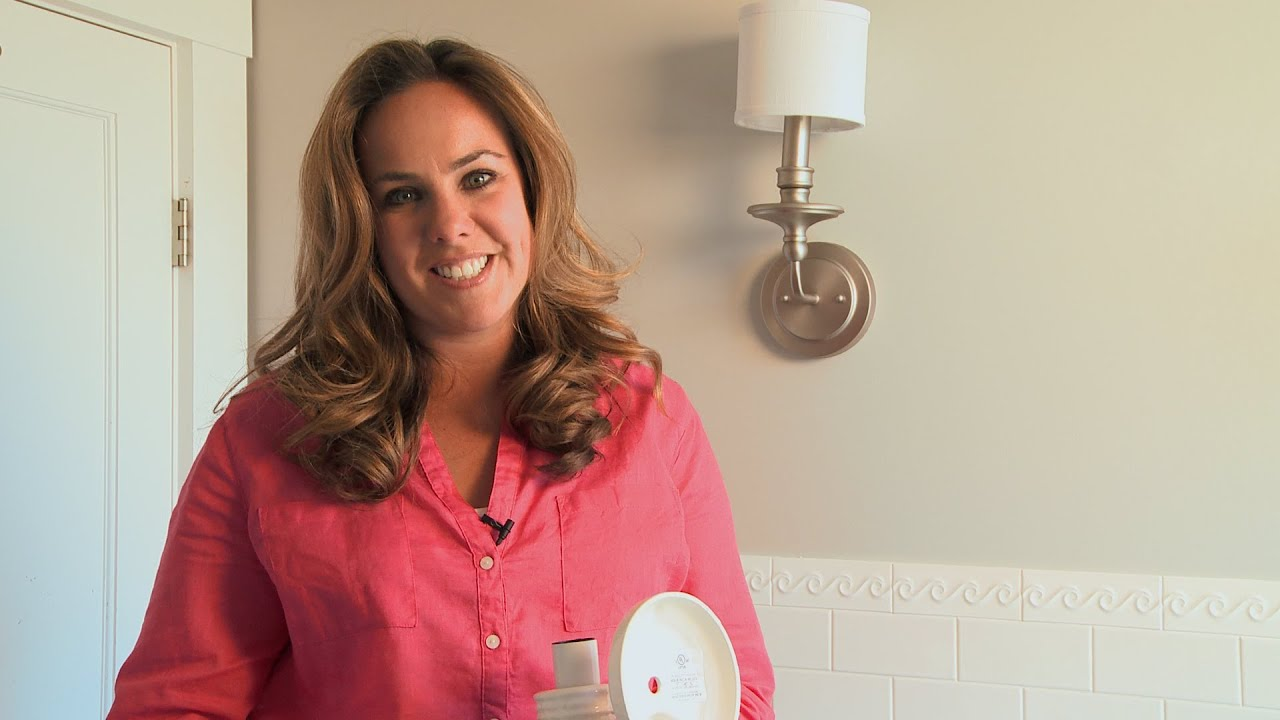 Installing Bathroom Sconces how to install a bathroom sconce - youtube