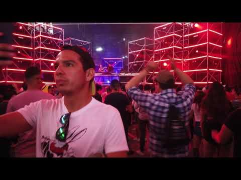 DJI Osmo pocket low light footage tested in Beyond Wonderland Festival 2019 Mty DJs Tom and Collins