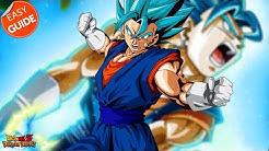 WIE IHR ALLES RICHTIG MACHT! LR VEGITO BLUE 100% AWAKENING GUIDE! DBZ Dokkan Battle