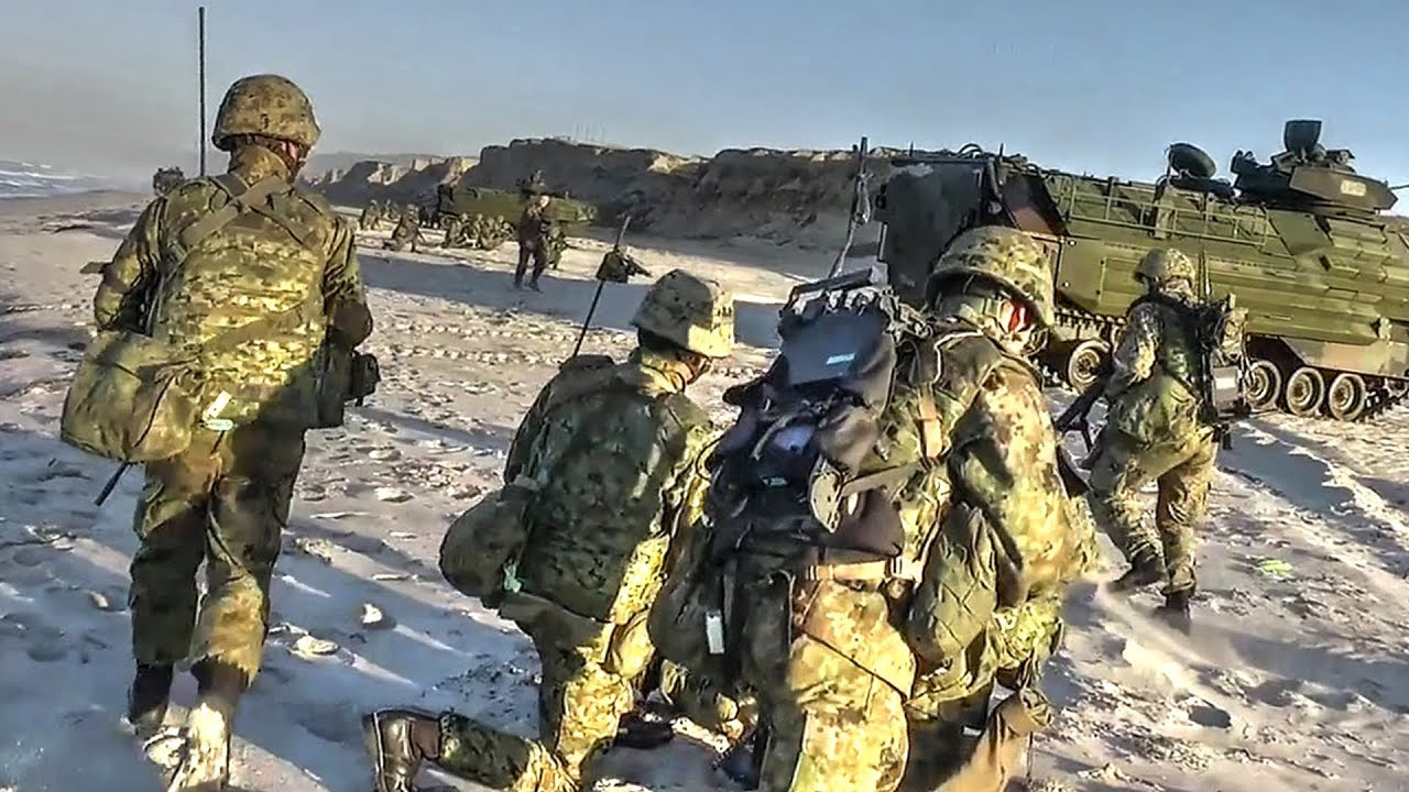 japanese maritime self defence force keeps the shores of japan safe March 2, 2017, iwakuni, yamaguchi, japan – us marines, sailors and japanese maritime self-defense force personnel conducted a mass casualty exercise at marine.