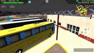 heavy bus simulator Itapemirim Ribeirão preto-são paulo