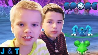 LET'S PLAY SPORE! Level 2 / Jake and Ty